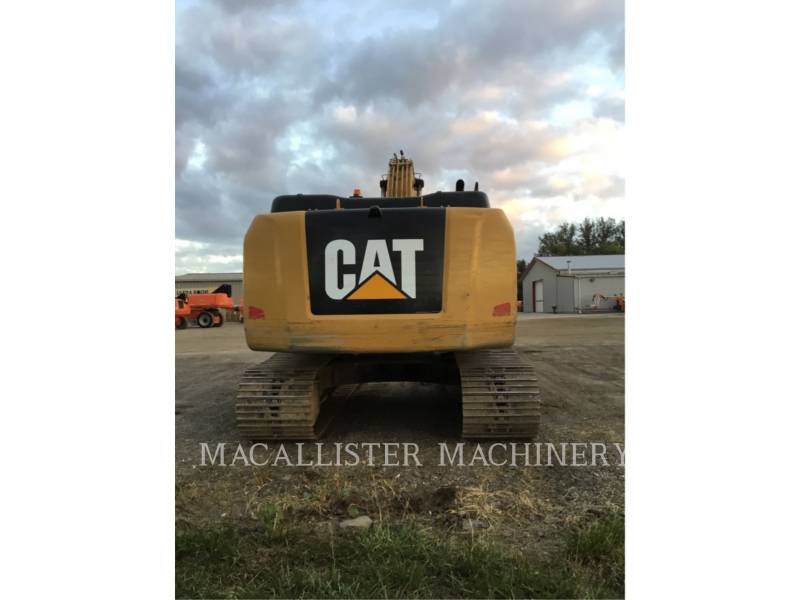 CATERPILLAR PELLES SUR CHAINES 323F equipment  photo 3