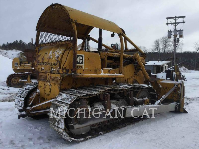 CATERPILLAR TRATTORI CINGOLATI D7E1970 equipment  photo 4