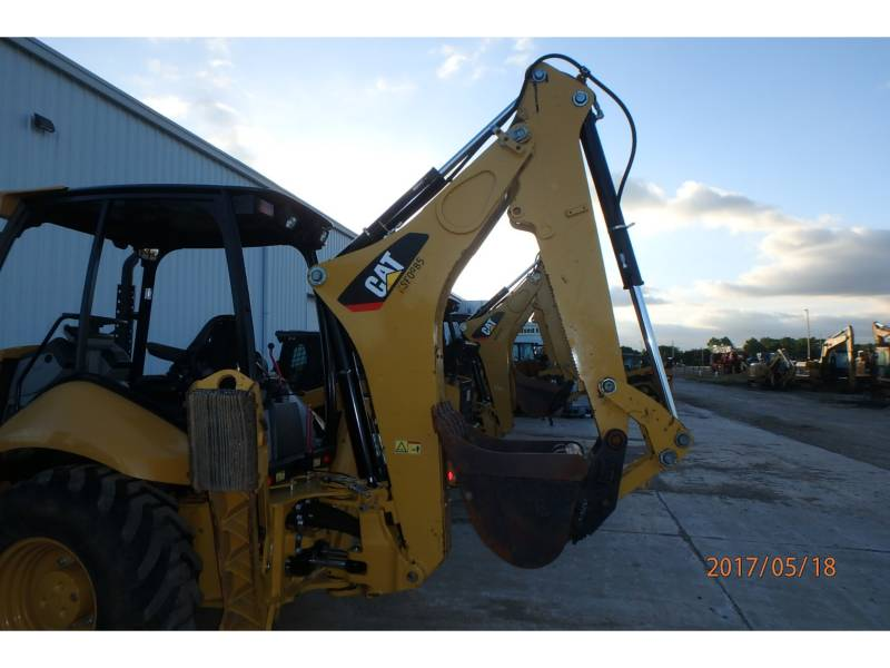 CATERPILLAR RETROEXCAVADORAS CARGADORAS 416FST equipment  photo 9