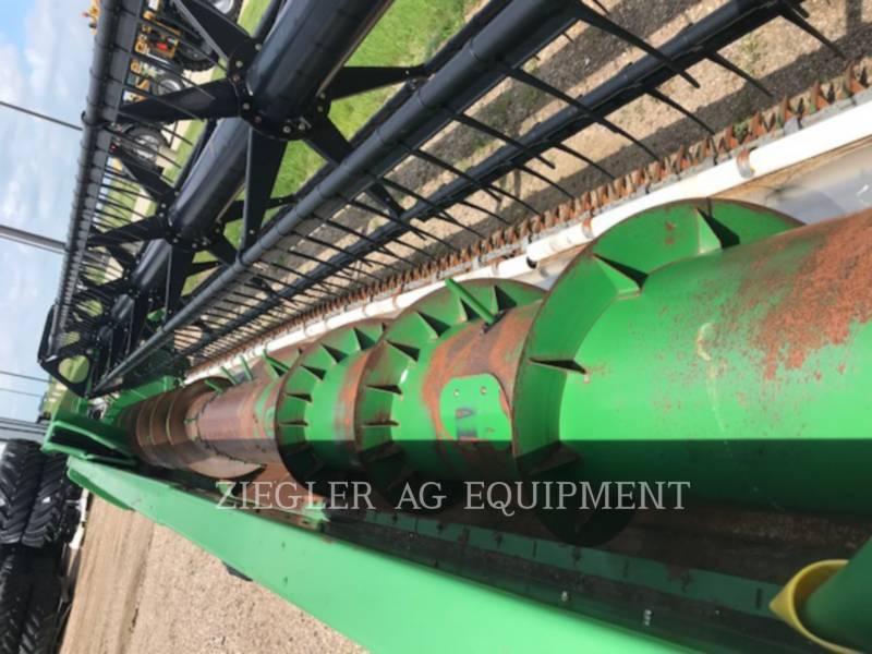 DEERE & CO. Rabatteurs 930F equipment  photo 15