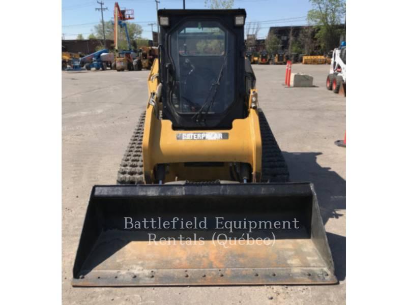CATERPILLAR DELTALADER 259B3 equipment  photo 6