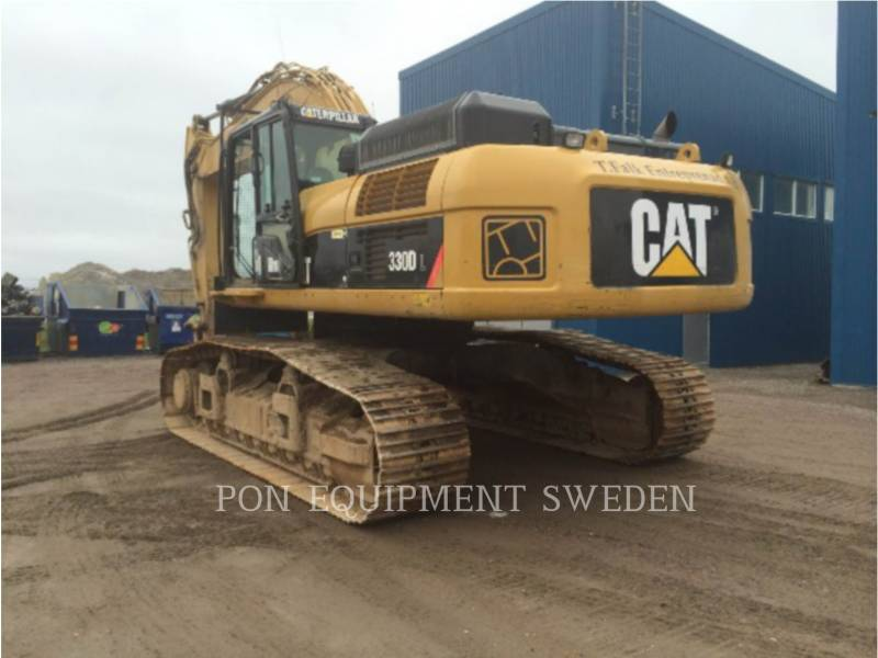 CATERPILLAR EXCAVADORAS DE CADENAS 330DL HDHW equipment  photo 6