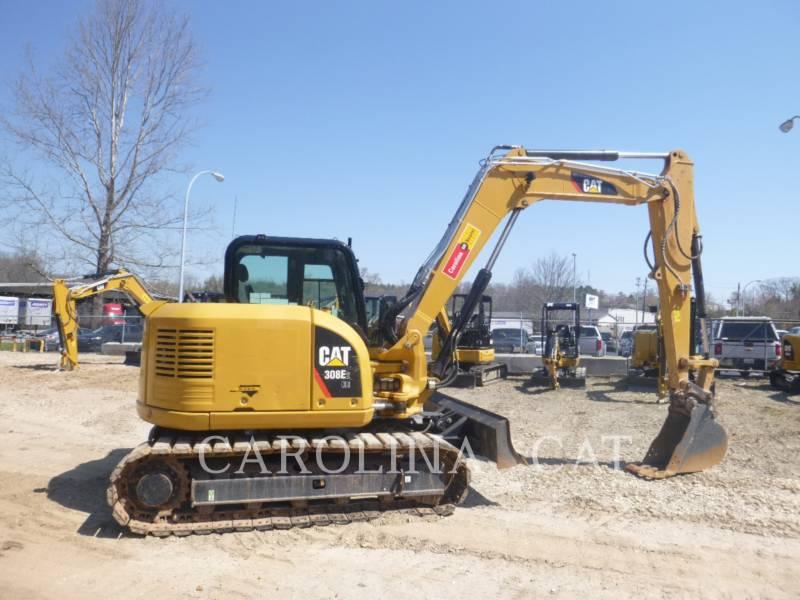 CATERPILLAR TRACK EXCAVATORS 308E2CR QC equipment  photo 5