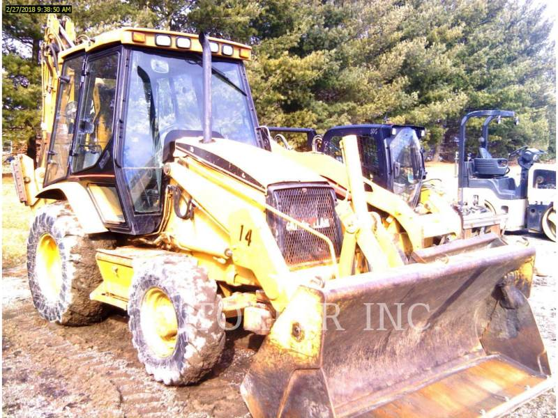 CATERPILLAR バックホーローダ 416C equipment  photo 4