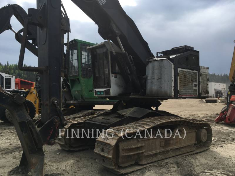 TIMBCO LOG LOADERS T475E equipment  photo 2