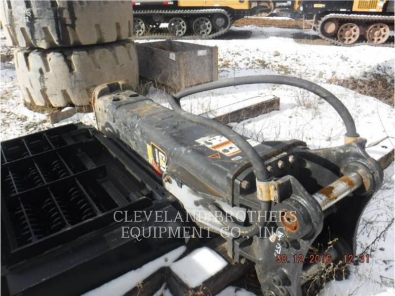Caterpillar UL – CIOCAN H140DS equipment  photo 3