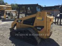 CATERPILLAR CHARGEURS COMPACTS RIGIDES 247B2 equipment  photo 5