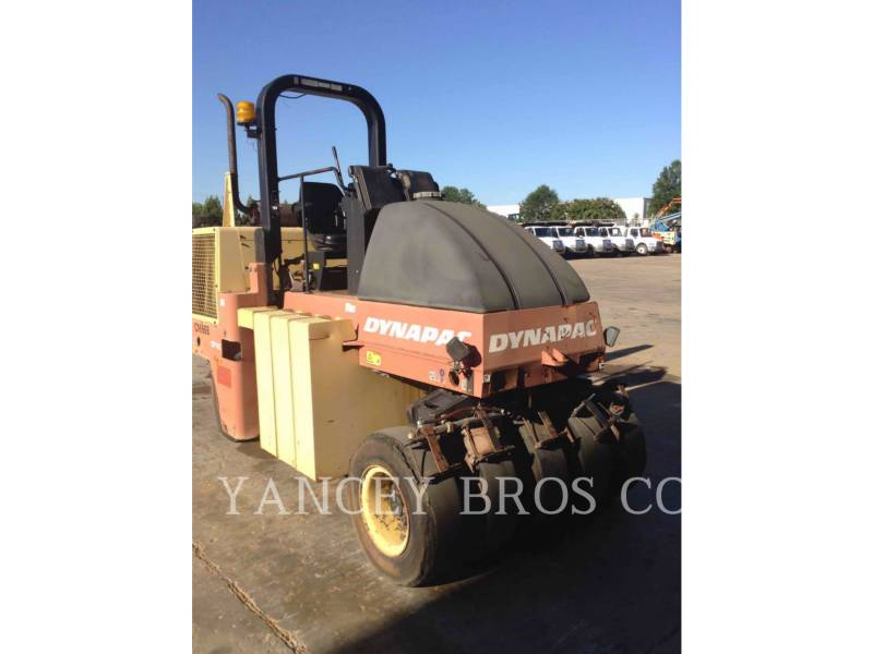 DYNAPAC COMPACTORS CP142 equipment  photo 1