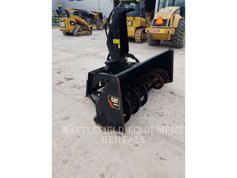 CATERPILLAR WT - 除雪 SR321 equipment  photo 1