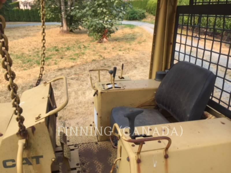 Caterpillar TRACTOARE CU ŞENILE D3 equipment  photo 9