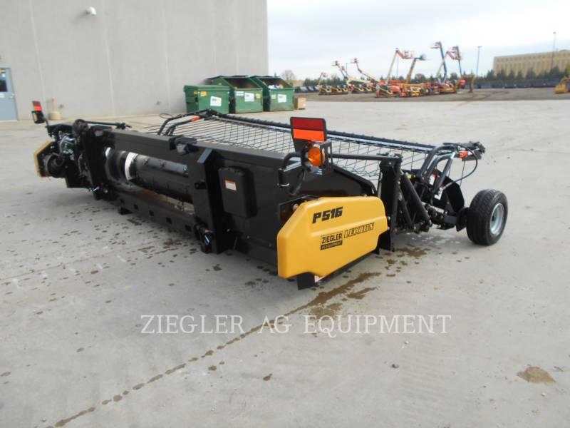 LEXION COMBINE Cabezales P516 equipment  photo 7
