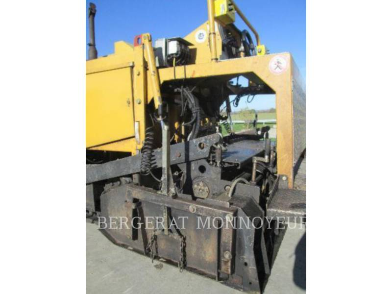 CATERPILLAR FINISSEURS BB621 equipment  photo 11