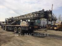 Equipment photo LINK-BELT CONST. HTC50W CRANES 1