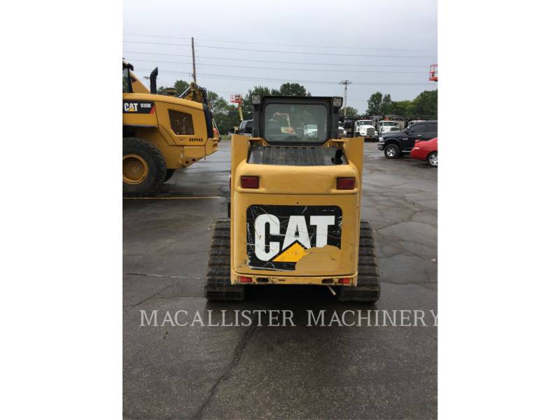 CATERPILLAR PALE CINGOLATE MULTI TERRAIN 247B3 equipment  photo 4