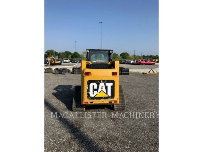 Caterpillar ÎNCĂRCĂTOARE PENTRU TEREN ACCIDENTAT 247B3 equipment  photo 8