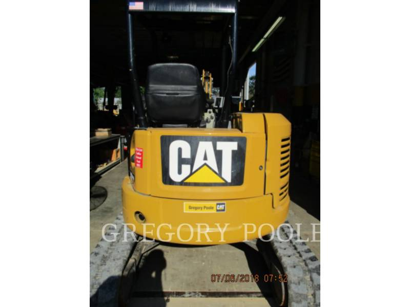 CATERPILLAR TRACK EXCAVATORS 303.5E2 CR equipment  photo 16