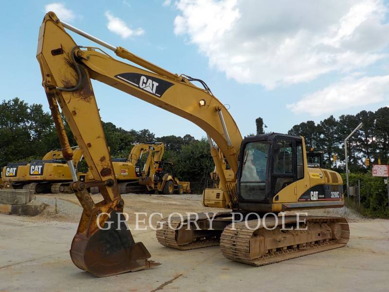 CATERPILLAR KOPARKI GĄSIENICOWE 320C L equipment  photo 1