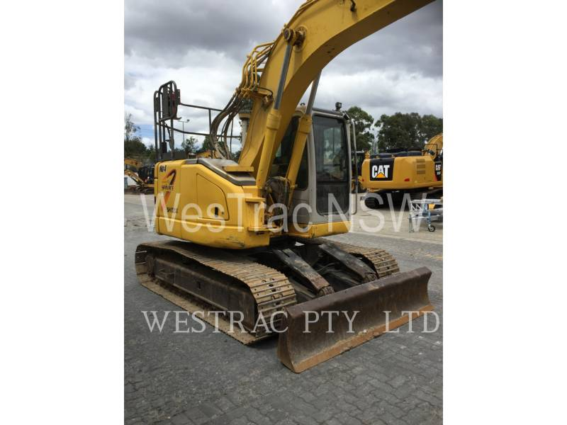 SUMITOMO PELLES SUR CHAINES SH125X-3 equipment  photo 6