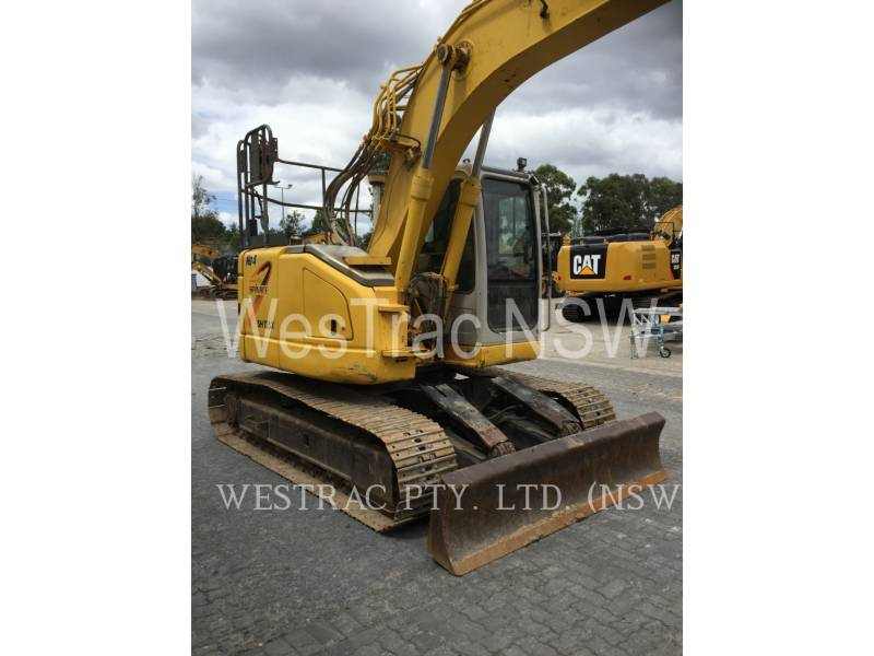 SUMITOMO EXCAVADORAS DE CADENAS SH125X-3 equipment  photo 6