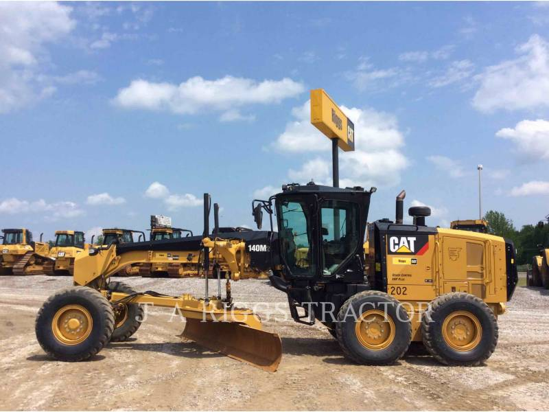 Caterpillar AUTOGREDERE 140M LC14 equipment  photo 7