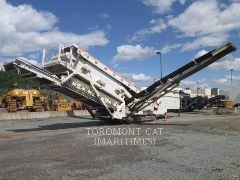 METSO SCREENS ST358 equipment  photo 9