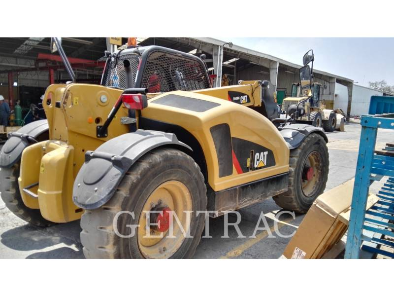 CATERPILLAR TELEHANDLER TH406C equipment  photo 7
