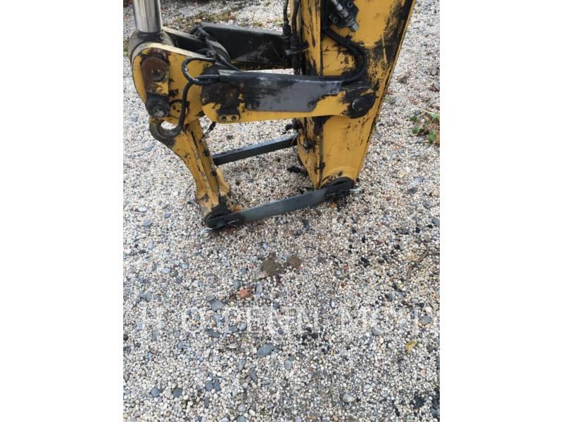CATERPILLAR MOBILBAGGER M315 D equipment  photo 12