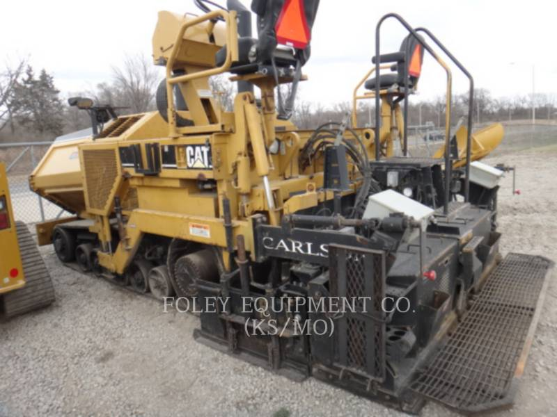 CATERPILLAR PAVIMENTADORA DE ASFALTO AP-1055B equipment  photo 5