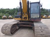 Caterpillar EXCAVATOARE PE ŞENILE 336EL equipment  photo 3