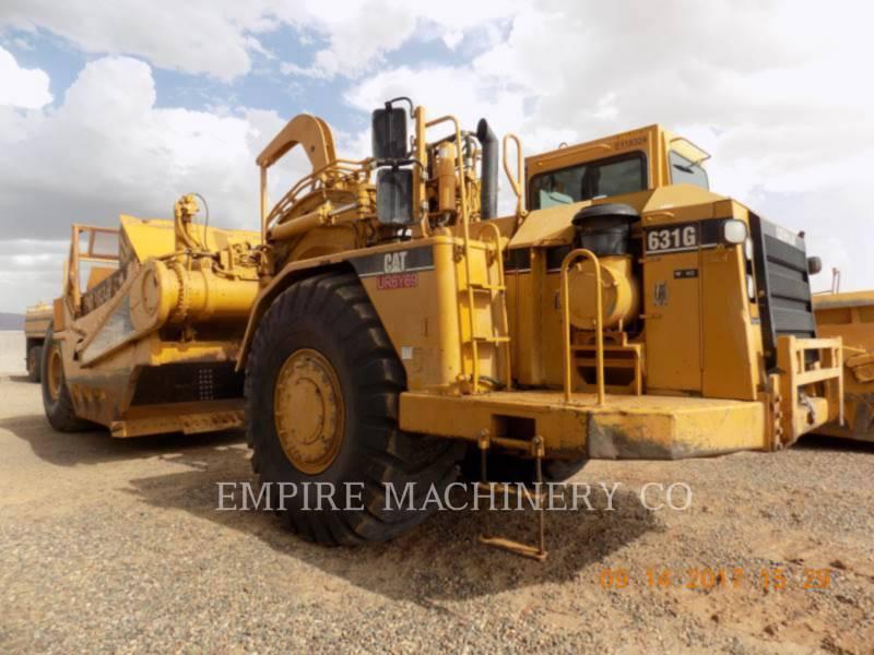 Caterpillar TRACTOARE-SCREPERE CU ROŢI 631G equipment  photo 1
