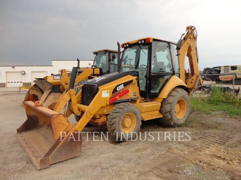 CATERPILLAR BACKHOE LOADERS 430EST equipment  photo 2