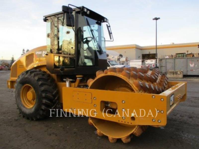 CATERPILLAR COMPACTEURS CP56B equipment  photo 1