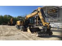 Equipment photo CATERPILLAR M313D ESCAVATORI GOMMATI 1