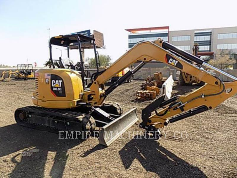 CATERPILLAR ESCAVADEIRAS 305.5E2CR equipment  photo 1