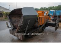 Equipment photo CATERPILLAR BB621E PAVIMENTADORA DE ASFALTO 1