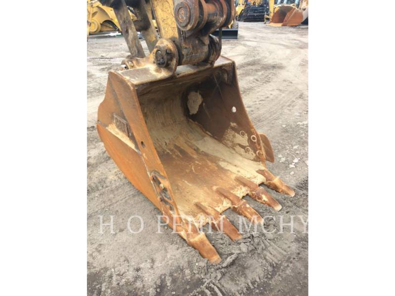 CATERPILLAR KETTEN-HYDRAULIKBAGGER 315CL equipment  photo 12