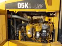 CATERPILLAR TRACK TYPE TRACTORS D5K2 LGP equipment  photo 15