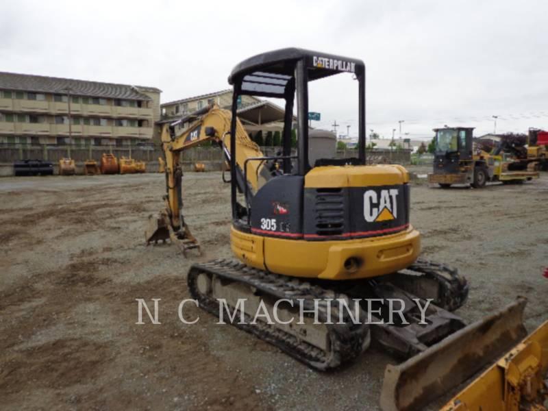 CATERPILLAR TRACK EXCAVATORS 305 CR CAN equipment  photo 2