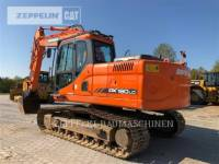 Equipment photo DOOSAN INFRACORE AMERICA CORP. DX180 ГУСЕНИЧНЫЙ ЭКСКАВАТОР 1