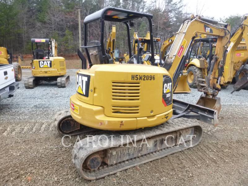 CATERPILLAR TRACK EXCAVATORS 305E2CR TH equipment  photo 4