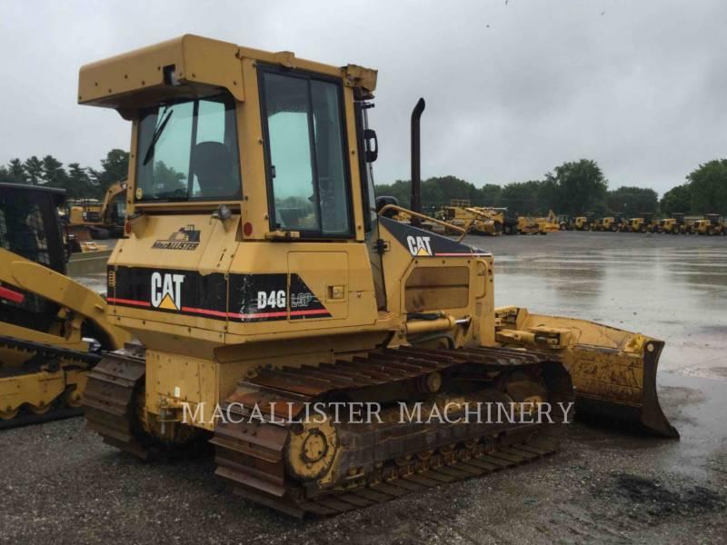 Caterpillar TRACTOARE CU ŞENILE D4GLGP equipment  photo 3