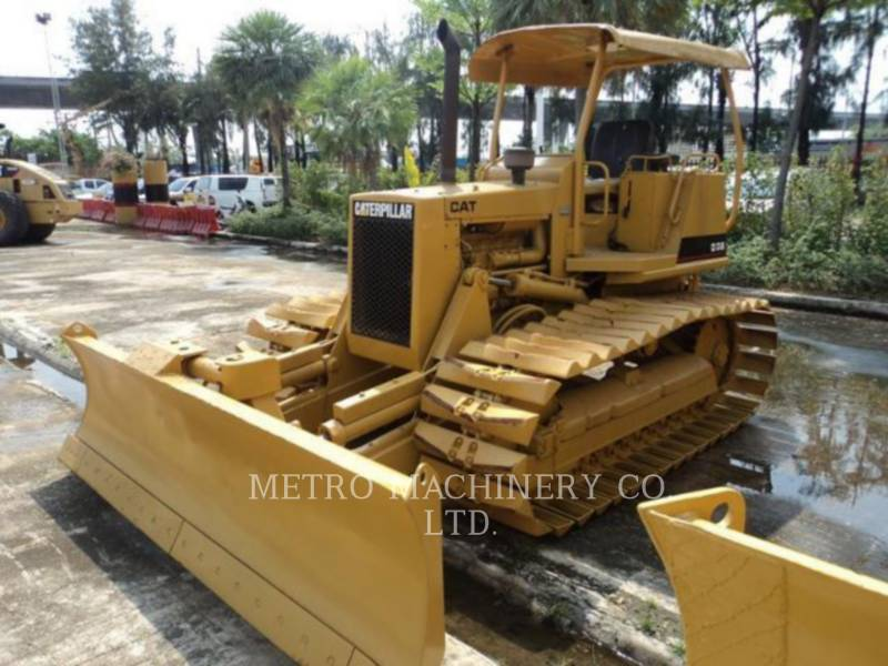 Caterpillar TRACTOARE CU ŞENILE D3BLGP equipment  photo 1