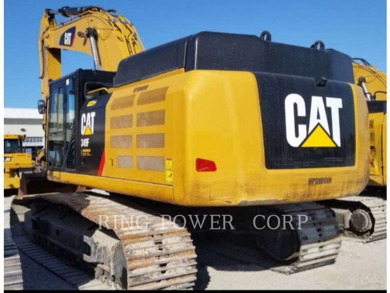 CATERPILLAR PELLES SUR CHAINES 349FL equipment  photo 3