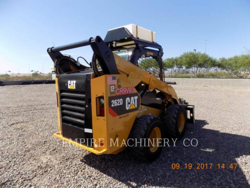 CATERPILLAR SCHRANKLADERS 262D XPS equipment  photo 2