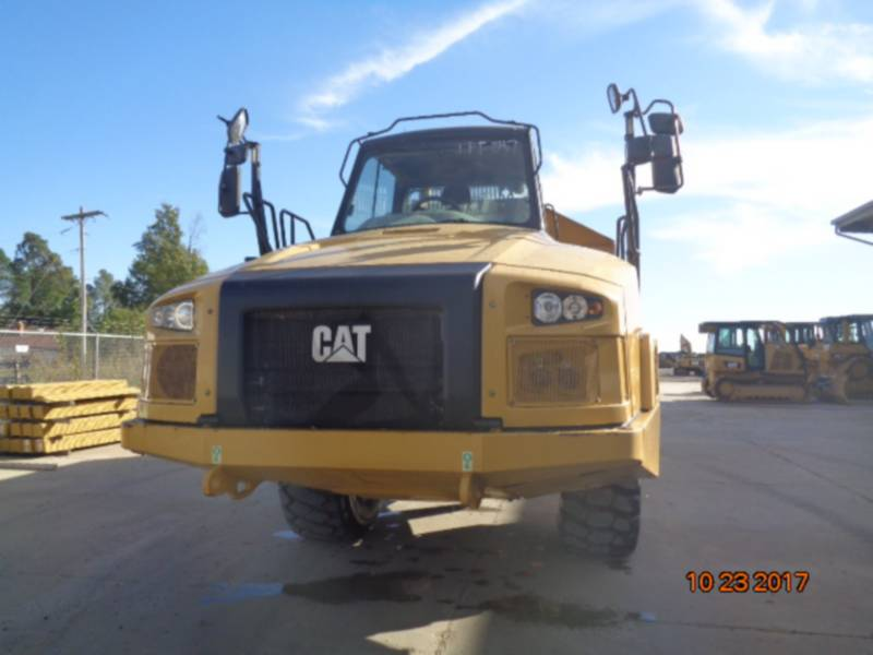 CATERPILLAR TOMBEREAUX ARTICULÉS 730C equipment  photo 2