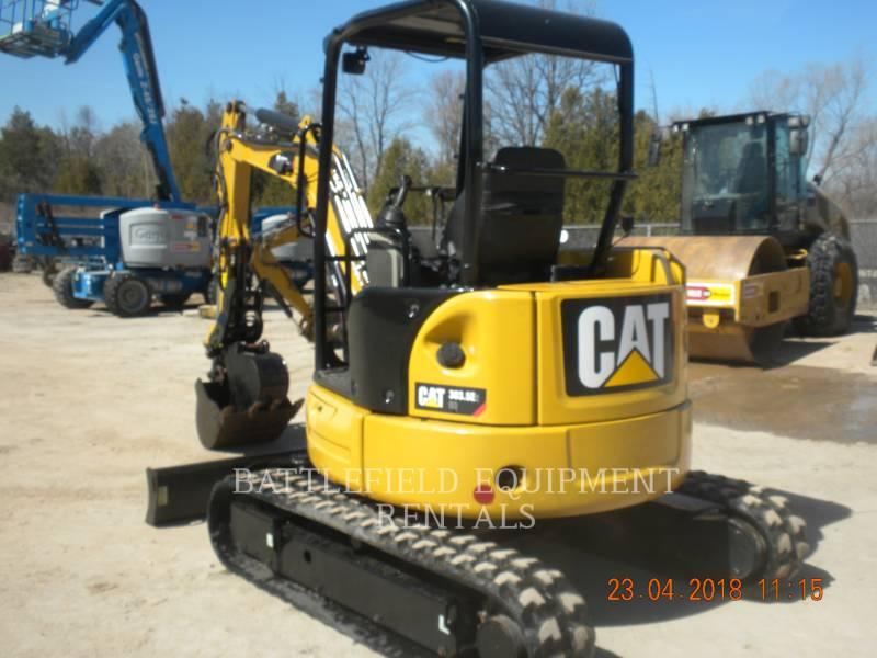 CATERPILLAR ESCAVADEIRAS 303.5E2 CR equipment  photo 5