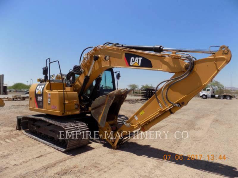 CATERPILLAR EXCAVADORAS DE CADENAS 311F LRR P equipment  photo 1
