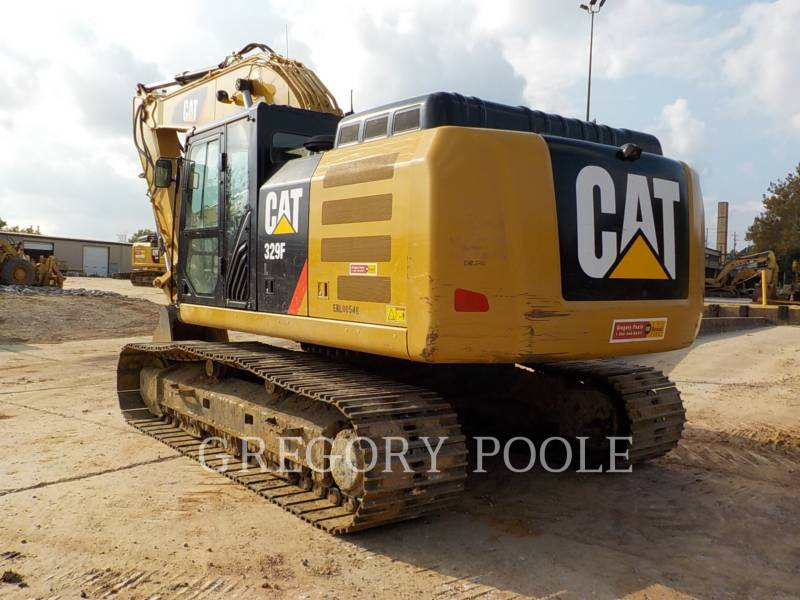 Caterpillar EXCAVATOARE PE ŞENILE 329F L equipment  photo 7