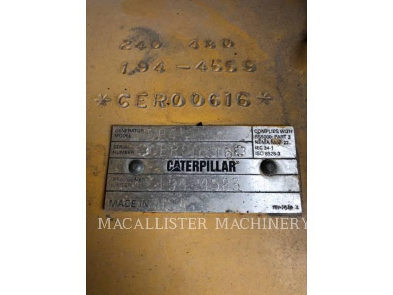 CATERPILLAR Grupos electrógenos fijos 3456 equipment  photo 12