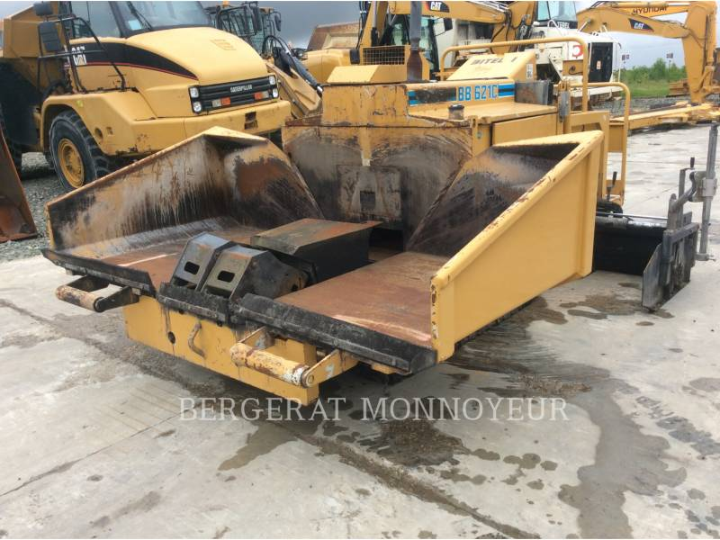 CATERPILLAR ASPHALT PAVERS BB621 equipment  photo 6